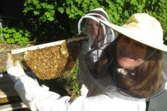 Beginning Beekeeping Class Series 2013- Columbia River Gorge