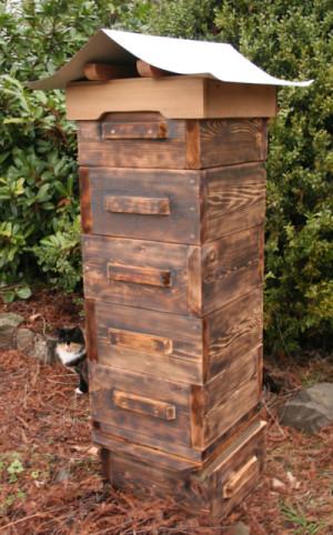 Japanese Beehive Plans